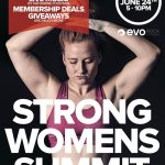 Strong Women's Summit EVO Rock + Fitness Portland