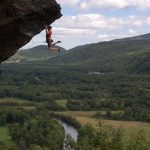 Predator (5.13b) Photo by: Ladd Retrieved from Mountain Project.