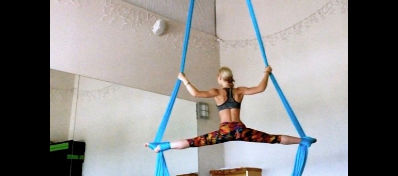 Rachel Higley – Aerial Yoga Instructor