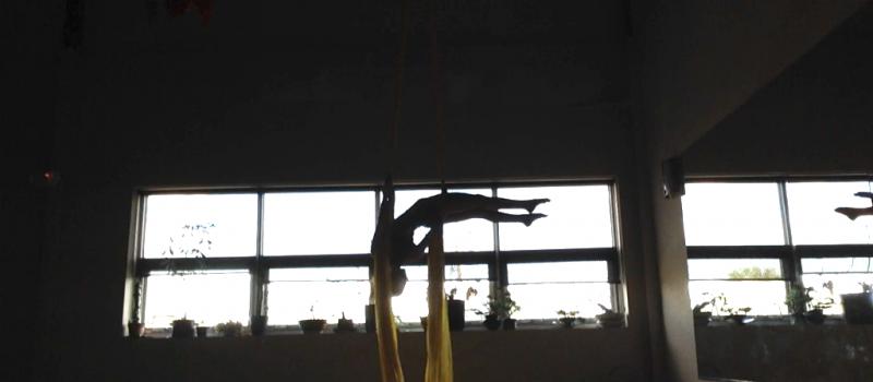 Rachel Higley – Aerial Yoga Instructor