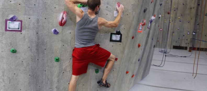 Training Tips for New Climbers
