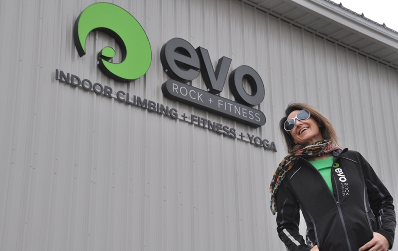 EVO Limelight: Founder Hilary Harris