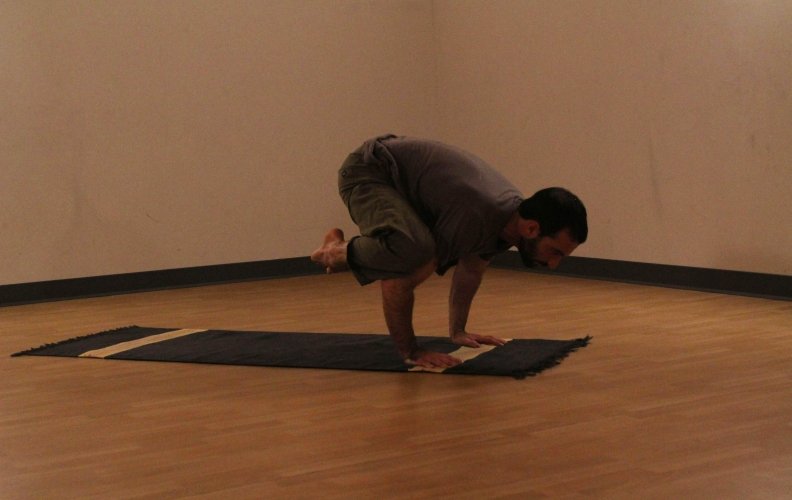 The Bird Is The Word: Yoga for Thanksgiving