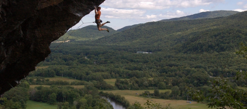 // Local Climbing Spot: Rumney