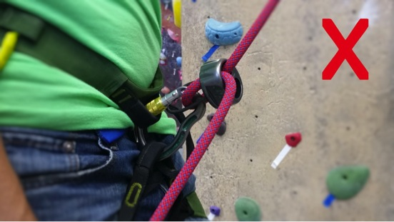 Why Belaying Off Your Hard Points is a Bad Idea