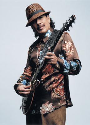 Santana - the ultimate Spiritual Gangster