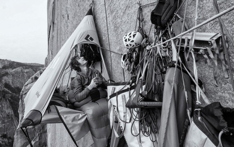 Adam Ondra Sends The Dawn Wall
