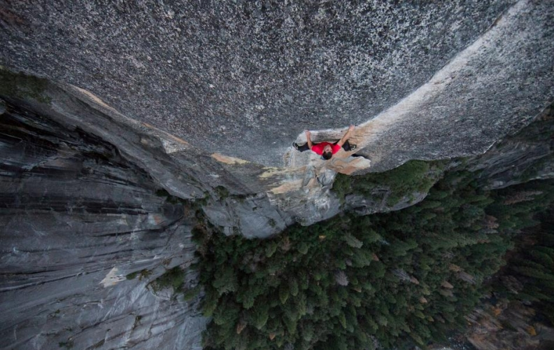Alex Honnold + Freerider