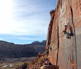 // A Beginner's Guide to All Things Trad Climbing